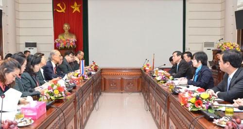 泰国拉玛七世国王学院代表团访问越南北宁省 hinh anh 1