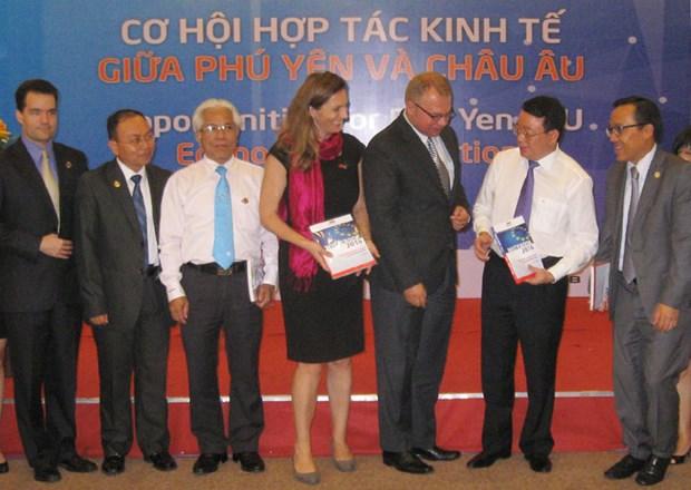 越南富安省呼吁欧洲企业向其大项目进行投资 hinh anh 1