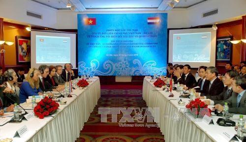 越南—荷兰政府间联合委员会第五次会议在河内举行 hinh anh 1