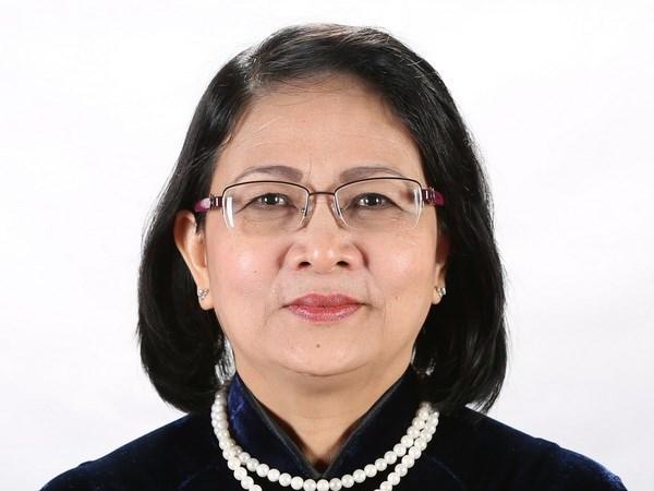 国家副主席和最高人民法院院长等职务提名人选揭晓 hinh anh 1