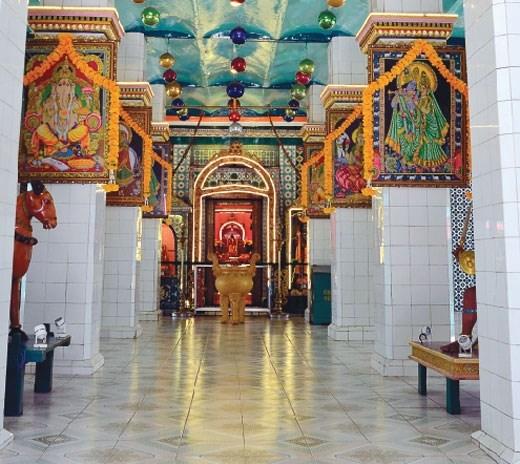 Mariamman庙——越印文化交流的象征 hinh anh 1