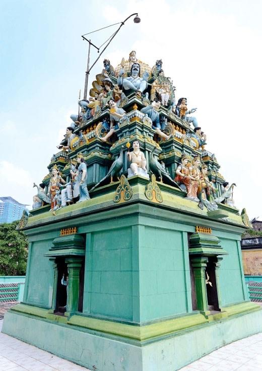 Mariamman庙——越印文化交流的象征 hinh anh 2