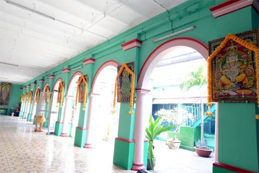 Mariamman庙——越印文化交流的象征 hinh anh 4
