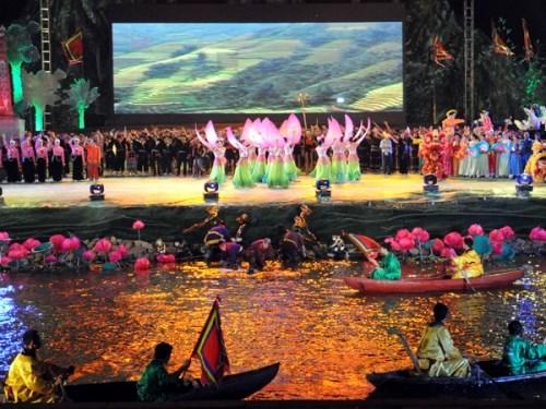 喜迎越南各民族文化日的精彩活动举行在即 hinh anh 1
