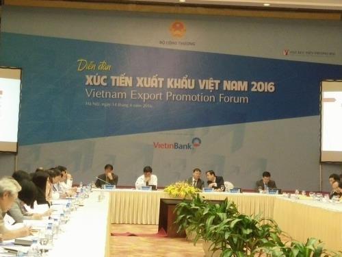 提高越南企业竞争力 促进出口市场发展 hinh anh 1