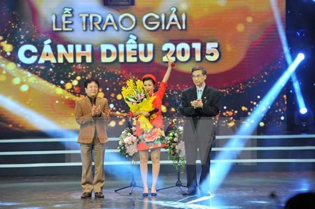 2015年越南电影金风筝奖结果揭晓 hinh anh 1
