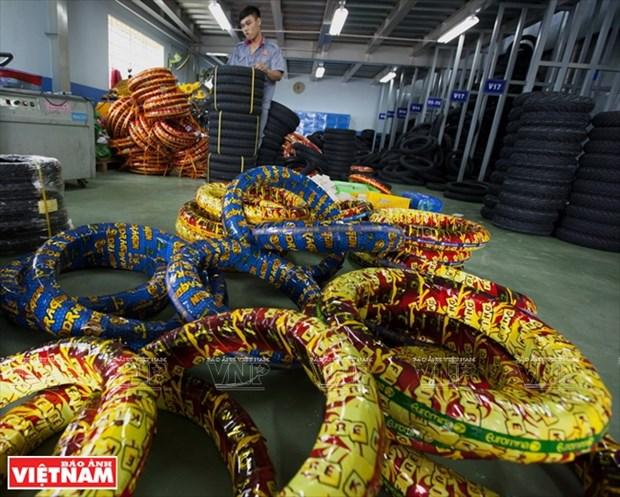 东南亚一流轮胎厂家Casumina hinh anh 1