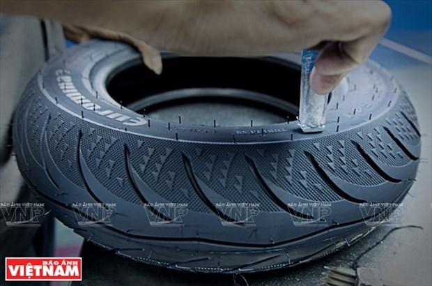 东南亚一流轮胎厂家Casumina hinh anh 7
