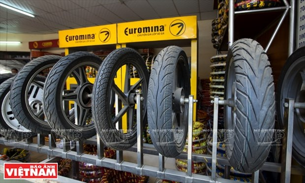 东南亚一流轮胎厂家Casumina hinh anh 8