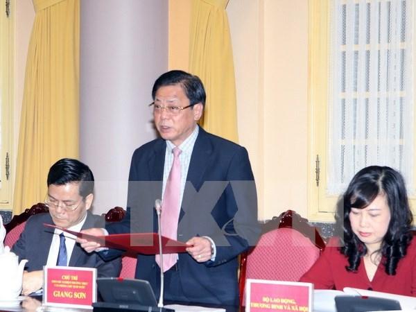 越南国家主席办公厅对外公布7项法律、1项决议和1项法令 hinh anh 1