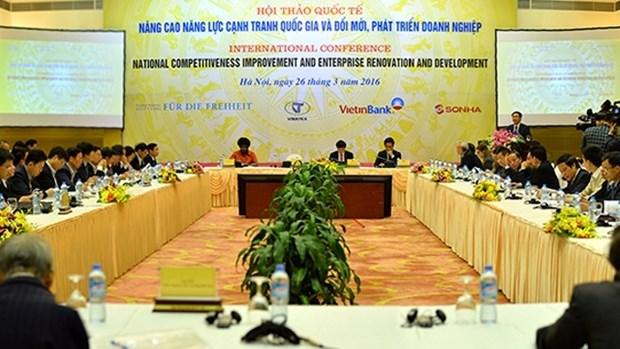世行提供贷款1.5亿美元 协助越南提高竞争力 hinh anh 1