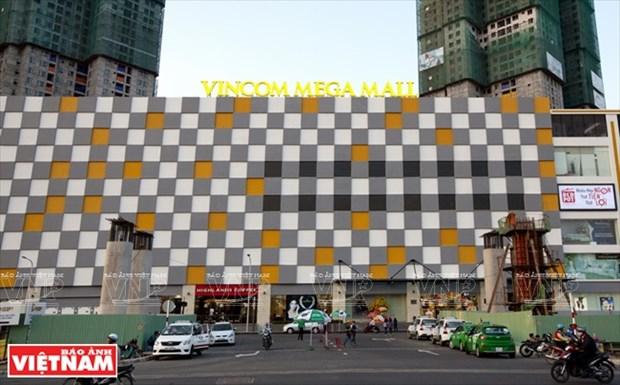 房地产和旅游业领先集团 Vingroup hinh anh 7