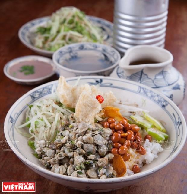 越南:顺化蚬饭 hinh anh 1