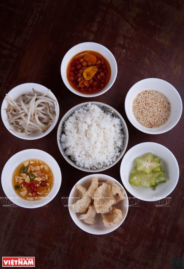 越南:顺化蚬饭 hinh anh 5