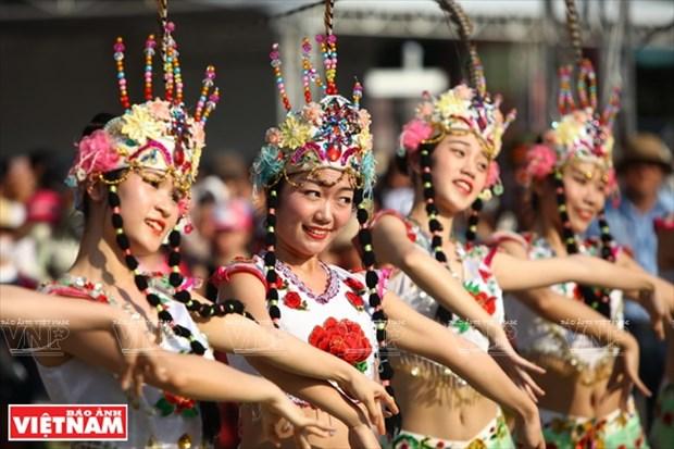 顺化——文化旅游节之城 hinh anh 1