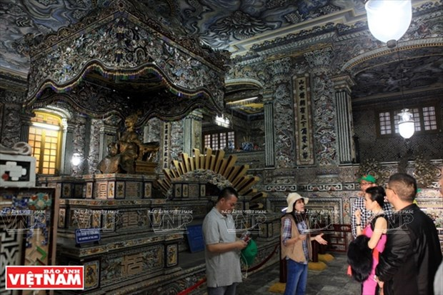顺化——文化旅游节之城 hinh anh 11