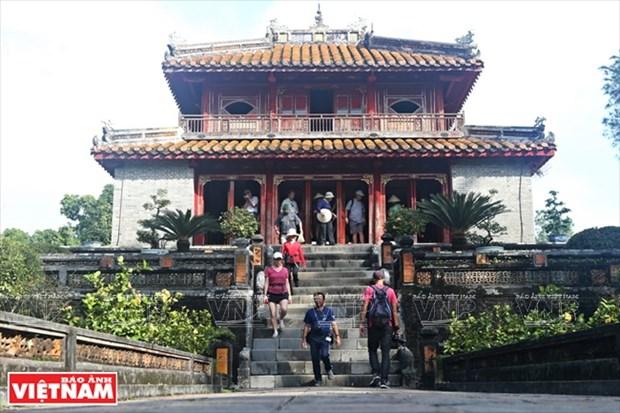顺化——文化旅游节之城 hinh anh 13