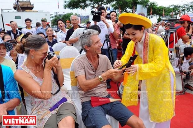顺化——文化旅游节之城 hinh anh 16