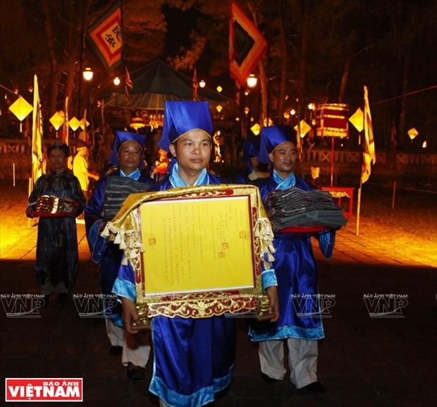 顺化——文化旅游节之城 hinh anh 3