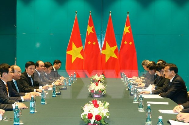 越通社驳斥中国媒体对东海问题的失实报道 hinh anh 1