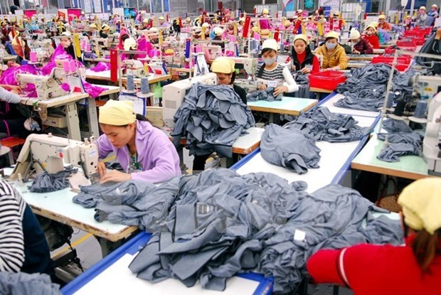 平阳省工业区外资项目到位资金逾160亿美元 hinh anh 1