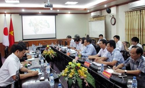 日本一家化工公司赴河南省考察投资环境 hinh anh 1