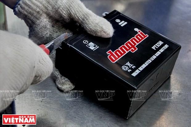 越南一流电池和电瓶厂家PINACO hinh anh 5