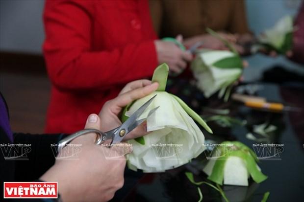 木瓜雕花艺术(组图) hinh anh 5