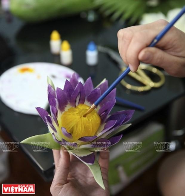 木瓜雕花艺术(组图) hinh anh 7