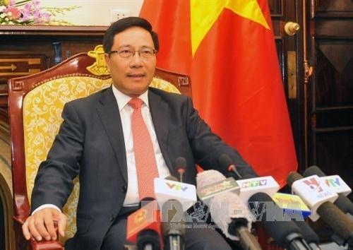 范平明副总理:进一步提高对外工作的效果 确保国家最高利益 hinh anh 1
