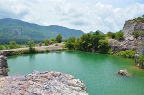越南各地美丽的湖泊(组图) hinh anh 10