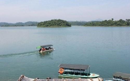 越南各地美丽的湖泊(组图) hinh anh 3