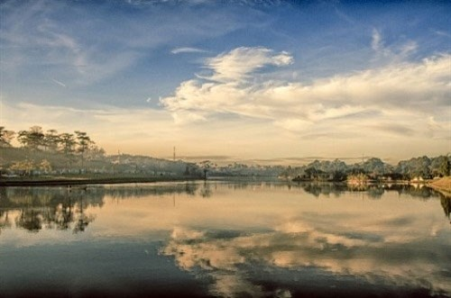 越南各地美丽的湖泊(组图) hinh anh 5