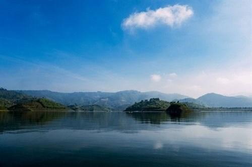 越南各地美丽的湖泊(组图) hinh anh 7