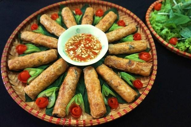 越南努力将美食塑造成为国家品牌 hinh anh 1