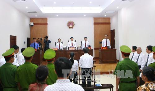 河内市第二审人民法院维持一审对阮友荣的判决 hinh anh 1