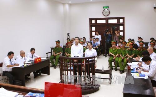 河内市第二审人民法院维持一审对阮友荣的判决 hinh anh 2