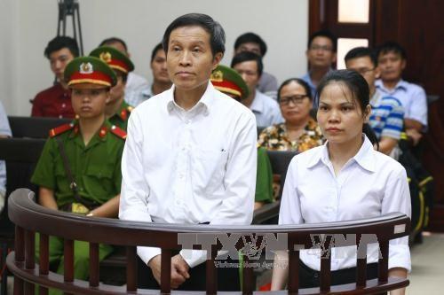 河内市第二审人民法院维持一审对阮友荣的判决 hinh anh 3