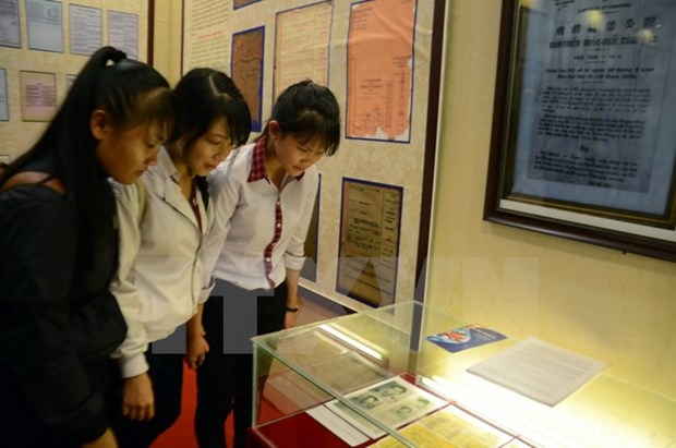 关于黄沙和长沙群岛的地图资料展在林同省举行 hinh anh 1