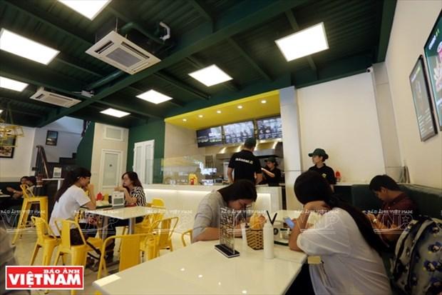 越南快餐品牌iBanhmi hinh anh 11