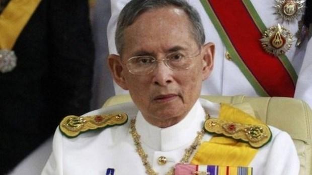 泰国国王普密蓬去世 享年88岁 hinh anh 1