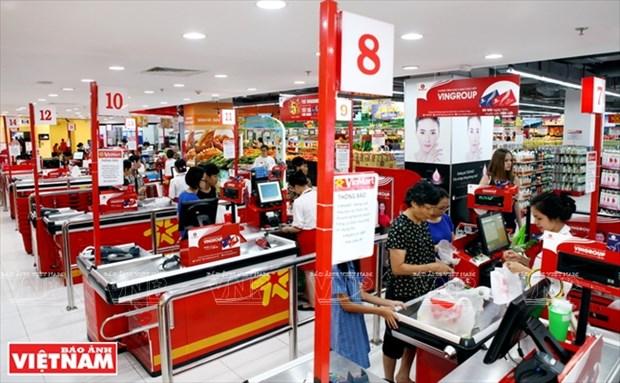 """越南零售业的""""亮点"""" hinh anh 1"""