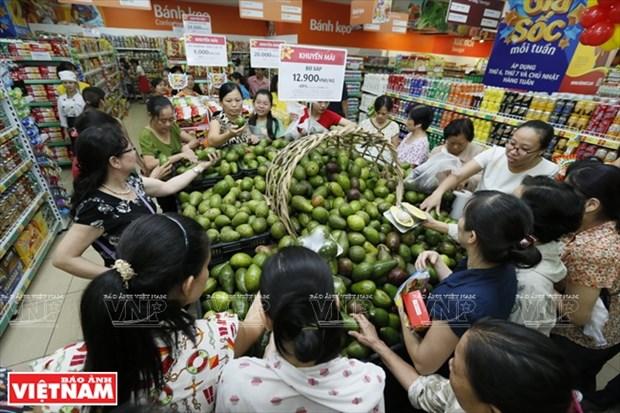 """越南零售业的""""亮点"""" hinh anh 10"""