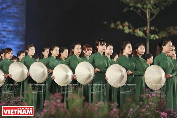 越南奥黛精华(组图) hinh anh 13