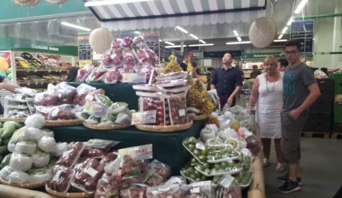 欧盟和越南积极促进农产品和食品贸易对接 hinh anh 1