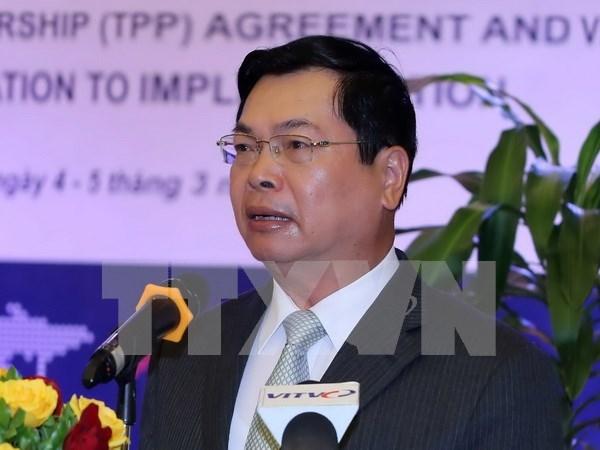 越共中央书记处决定给予原工商部部长武辉煌撤销党内职务的处分 hinh anh 1