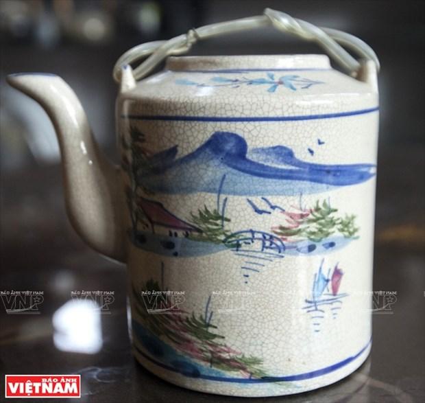 阮孝信的陶瓷藏品(组图) hinh anh 3