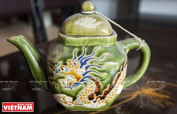 阮孝信的陶瓷藏品(组图) hinh anh 4