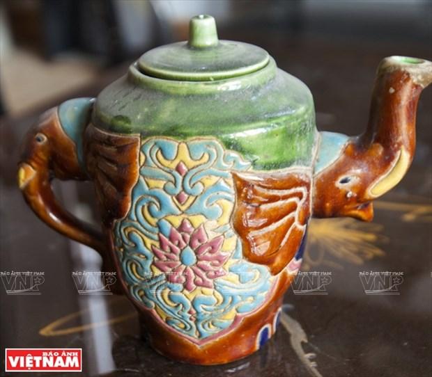 阮孝信的陶瓷藏品(组图) hinh anh 6