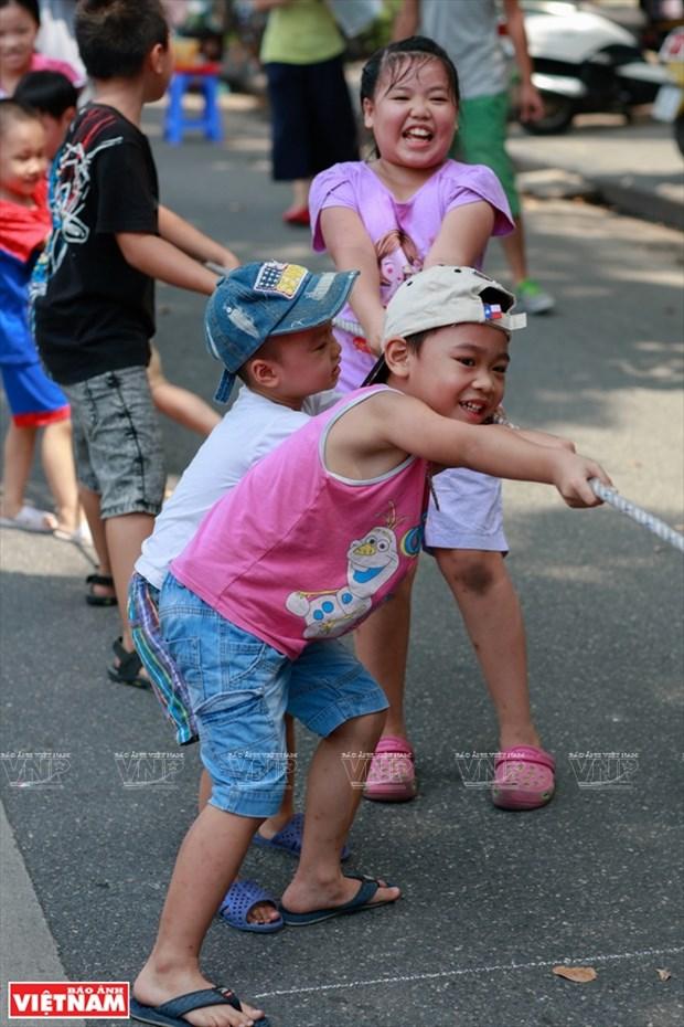 步行街的童年记忆 hinh anh 11